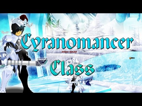 AQW: Cryomancer Class Guide! (Tips and Tricks, How to use, Combos, God Class)
