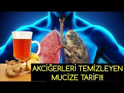 Sigarayı Bıraktıran Ve Akciğerleri Temizleyen Mucize Tarif