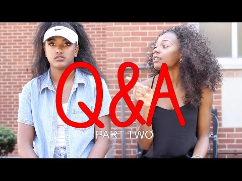 Howard University Q+A Pt. 2: BISONETTES OR OOH LA LAs FT @Cassidy Dixon