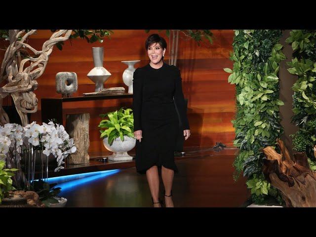 Kris Jenner on Kylie, Her Love Life, & Empty Nesting