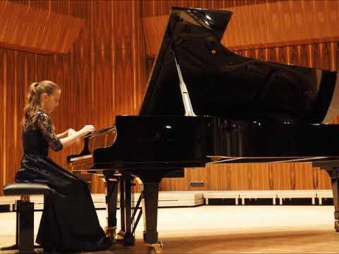 "F. Chopin - Etude in E major Op. 10 no. 3, ""Tristesse"""