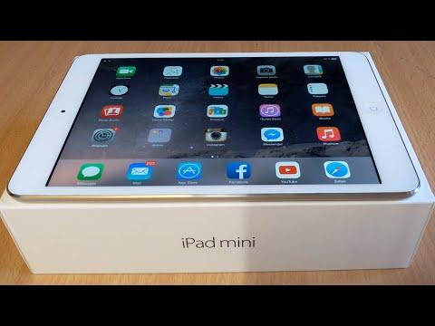 iPad Mini 2 Retina - Déballage et Test