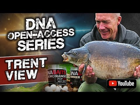 ***CARP FISHING*** DNA Open-Access Series: Trent View Carp Fishery – DNA Baits