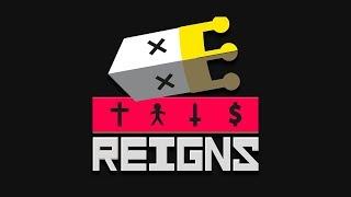 Эта Игра Хочет Моей Смерти В Reigns