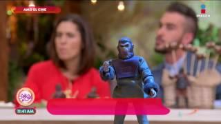 ¡Próximo estreno de El planeta de los simios: la guerra! | Sale el Sol