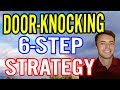 Real-Estate Agent Door-Knocking (6 Step Strategy + Scripts)