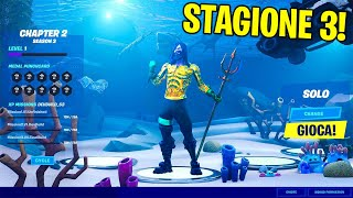 LA NUOVA STAGIONE 3 DI FORTNITE!!😱 *Trailer INCREDIBILI*