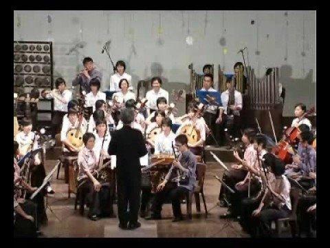 FYCO 2007 annual concert 沙迪尔传奇 part 1