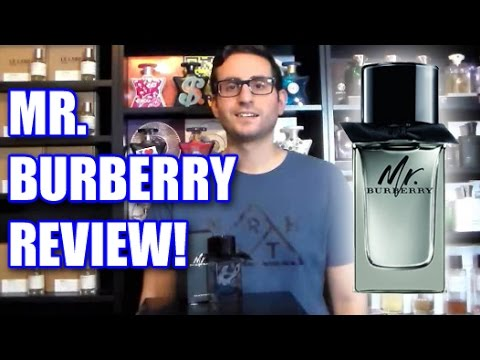 11a2b83498 Mr. Burberry by Burberry Fragrance / Cologne Review - YouTube