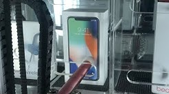iPhone X ARCADE GAME WIN!!!   JOYSTICK