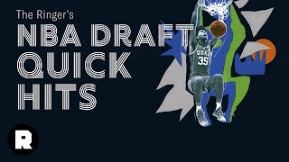 2018 NBA Draft Winners, Steals, Disappointments, and More | The Ringer