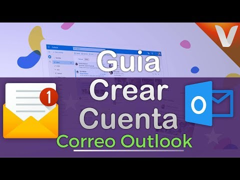 6 Pasos: Crear cuenta de Correo en Microsoft 2019 (Outlook o Hotmail)