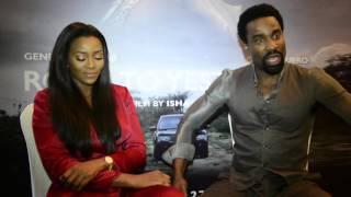 Oris Erhuero & Genevieve Nnaji Describes Their Challenges On Set Of New Film   Pulse TV