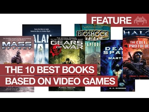 The 10 Best Books Based on Video Games