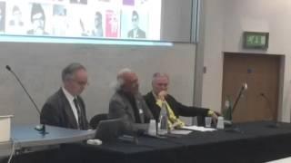 prof. abhi subedi in london speaking about bp koirala