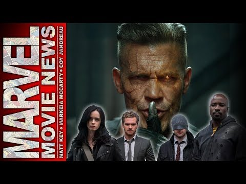 Cable Revealed, Defenders Reviews Look Strong & More | Marvel Movie News Ep 142