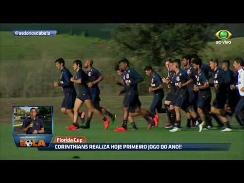 Corinthians Realiza O Primeiro Jogo Do Ano Contra O Vasco