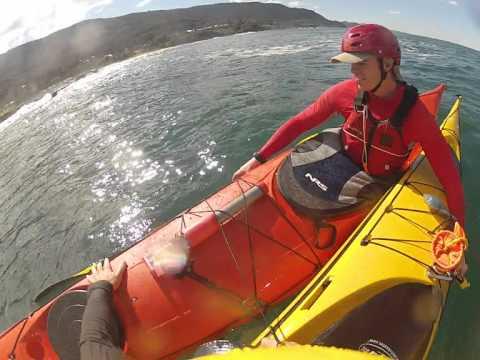 Sea Kayaking Coledale