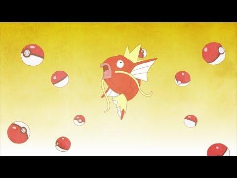Pokemon Go: Search for shiny Magikarp!