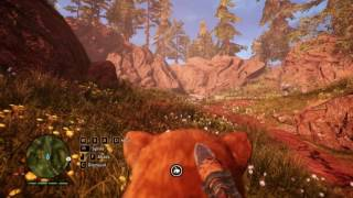Far Cry Primal On core2duo Gameplay