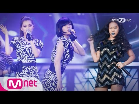 Golden Tambourine 만찢 비쥬얼 소미X도연, 아브라카다브라 feat 나다 170119 EP6