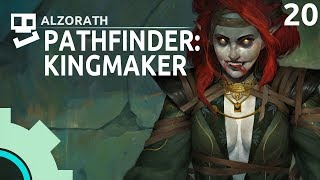 Pathfinder: Kingmaker [20]: Get Rich Quick Schemes [ Sorceress   Gameplay   RPG ]