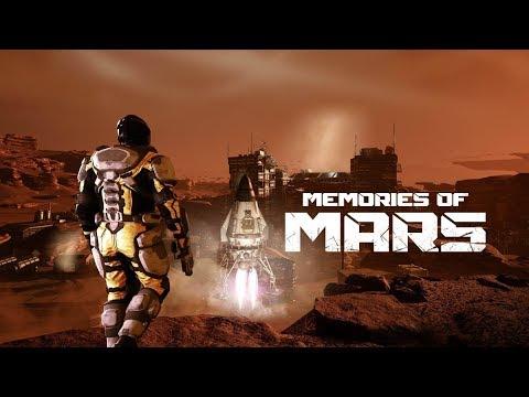 Memories of mars game |