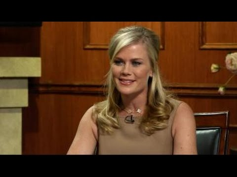 """Alison Sweeney on """"Larry King Now"""" - Full Episode available in the U.S. on Ora.TV"""