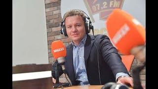 В гостях у радио «Комсомольская правда» актер и телеведущий Александр Олешко