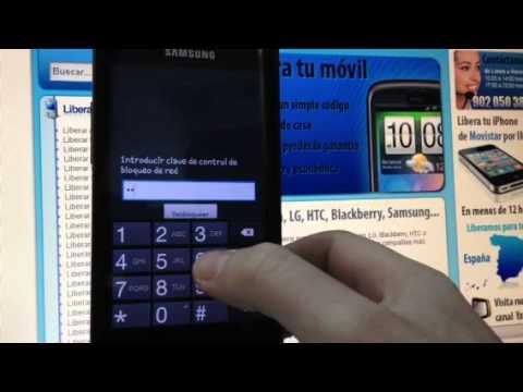 Liberar Samsung Galaxy R GT-i9103 mediante código imei, Movical.Net