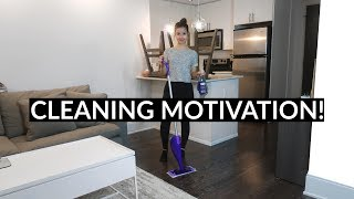 CLEANING MY ENTIRE APARTMENT   WEEKLY CLEANING ROUTINE **Cleaning Motivation**