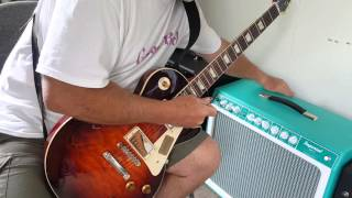 TONE KING IMPERIAL Mk 11 Demo by Guitars Rock
