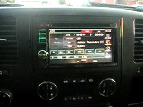 Kenwood DNX5140 on