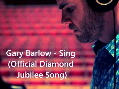 Gary Barlow - Sing (Official Diamond Jubilee Song)