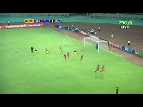 Download Goli la Cletus Chama,Simba 2-1 As Vita