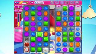 Candy Crush Saga level 1384