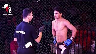 Akash (India) VS Khalid (Afghanistan) Fight - FOK ( Fight Of Knights )