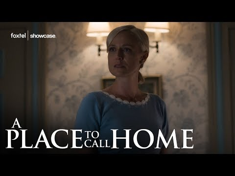 A Place To Call Home | Season 5 Episode 2 Clip: Sarah & George clash
