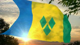 Flag and anthem of Saint Vincent and the Grenadines