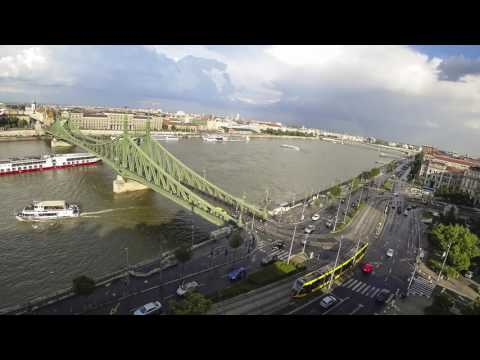 4K Timelapse - Budapest, Hungary