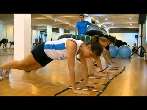 Indoor Fitness Bootcamp with Maxfit
