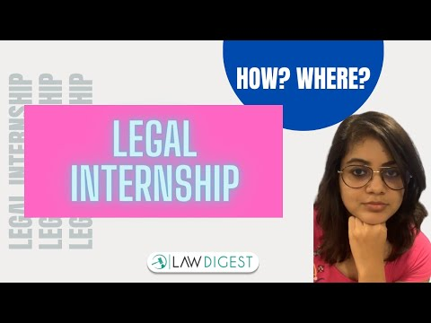 Legal Internship   All about Internships for Law Students
