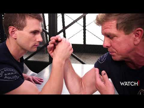 Learn How to Arm Wrestle
