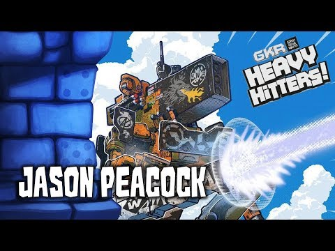 GKR: Heavy Hitters Review with Jason Peacock