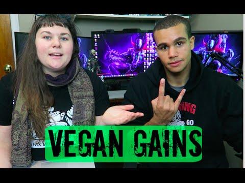 VEGAN GAINS INTERVIEW [Part 1] Haters, Video Games & Activism
