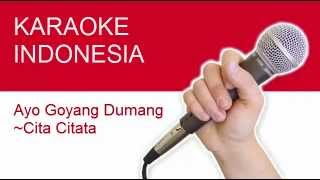 Video Karaoke Goyang Dumang Tanpa Vokal Cita Citata Lirik No Vocal download MP3, 3GP, MP4, WEBM, AVI, FLV April 2018