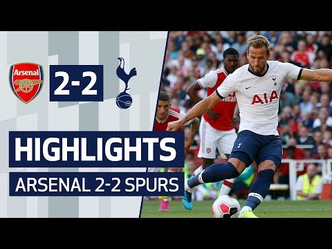 HIGHLIGHTS | ARSENAL 2-2 SPURS