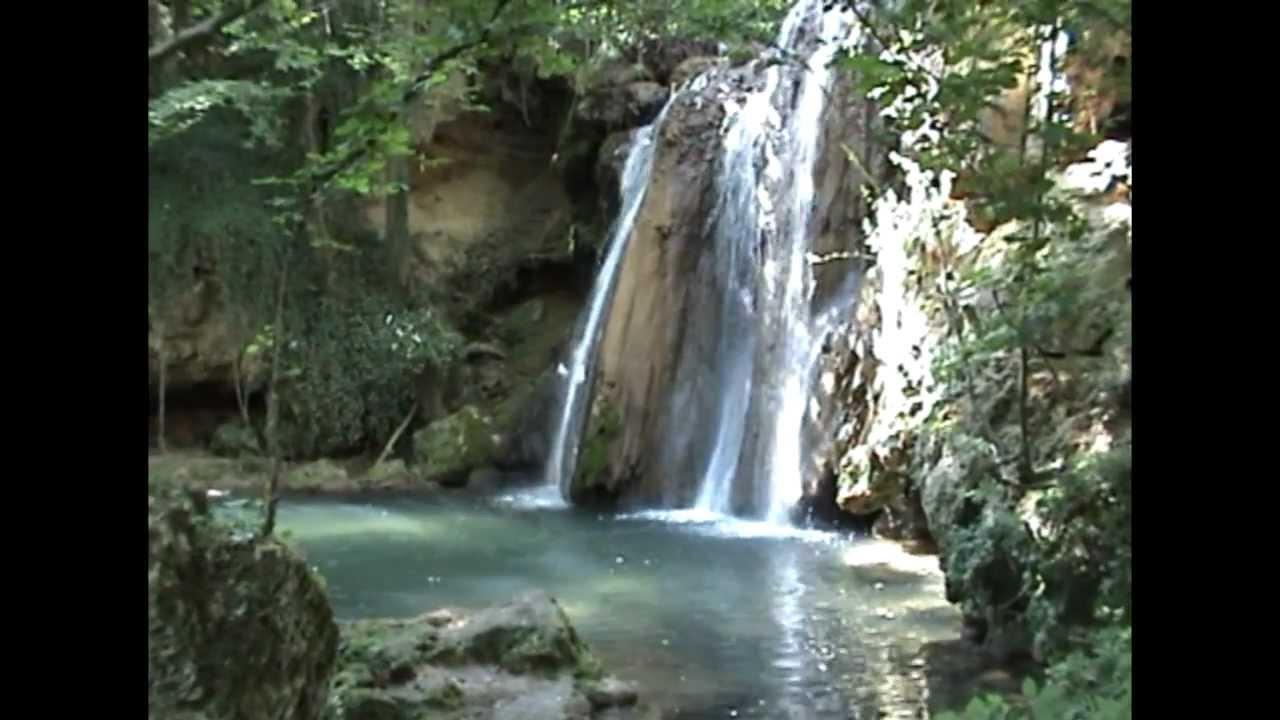 Vodopad Blederija - YouTube
