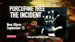 """Porcupine Tree """"The Incident"""" TV ad"""