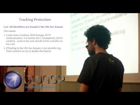Surfing safely over the Tor anonymity network - Part 2: Tor Browser, Georg Koppen